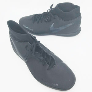 Nike Men's Phantom VSN Academy DF IC Black Shoes